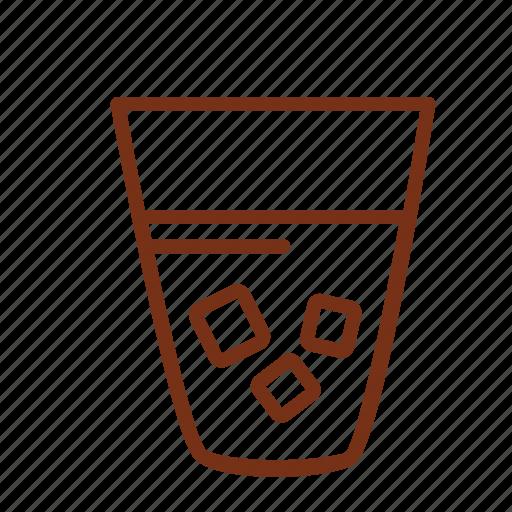 coffee, drink, energy, glass, soda, tea, water icon