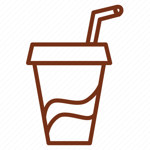 cola, drink, energy, food, power, soda, water icon