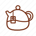 drink, juice, kitchen, mug, pitcher, tea, water icon