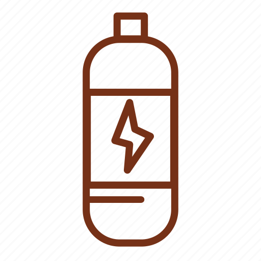 beverage, bottle, coffee, drink, energy, power, water icon