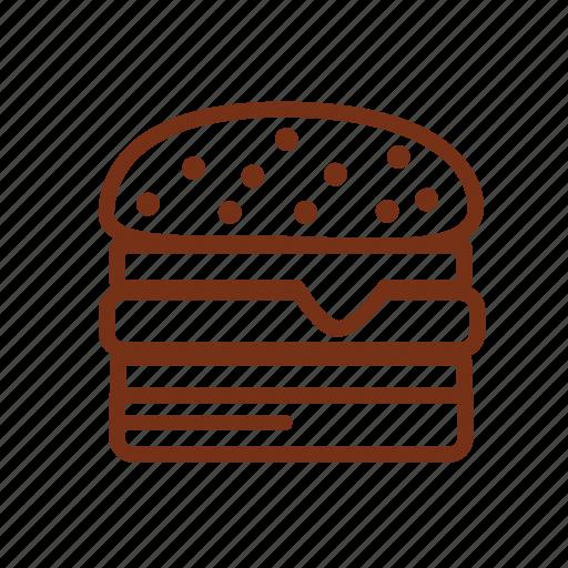 burguer, cheeseburguer, dinner, fast food, food, hamburguer, sandwich icon