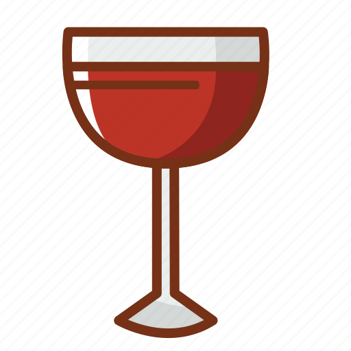 alcohol, cup, food, glass, wine icon
