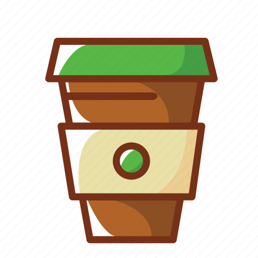 bottle, coffee, energy, food, power, tea icon