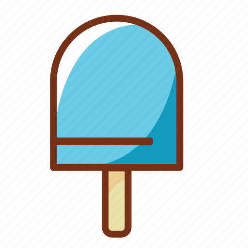 candy, food, ice cream, palette, sweet icon
