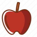 apple, food, health, medicine, nutrition icon
