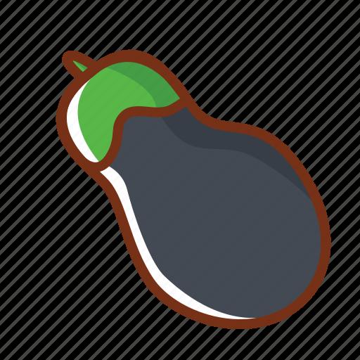 breakfast, dinner, eggplant, food, health, luncg, vegetable icon
