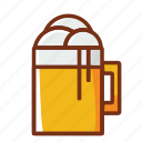 alcohol, beer, drink, food, juice icon