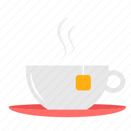 beverage, breakfast, cafe, cup, hot, mug, tea icon