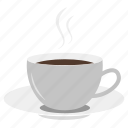 beverage, cafe, coffee, coffee cup, cooking, cup, espresso icon