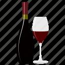 alcohol, bar, drink, glass, wine, beverage, restaurant