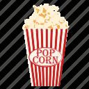 cinema, food, movie, popcorn, snack, film