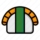 asian, fish, food, japanese, restaurant, sushi icon