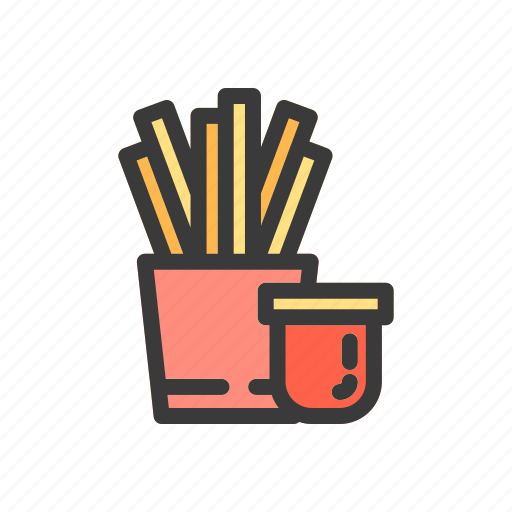 beverage, cake, cookies, drink, food, potato, sticky icon