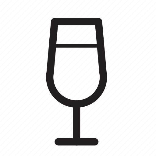 beverage, cocktail, food, glass, juice, water icon