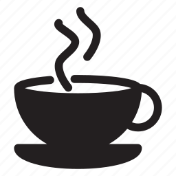 cup, drink, food, hot, mug, steam icon