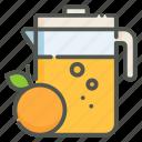 juice, lemon, orange, healthy drink