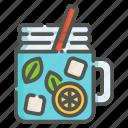 mojito, mexico, organic, lemonade