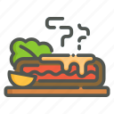 steak, beef, meat, grill