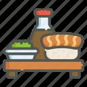 sushi, japanese, japan, cuisine