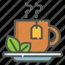 tea, drink, hot, beverage