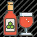 wine, alcohol, party, celebration