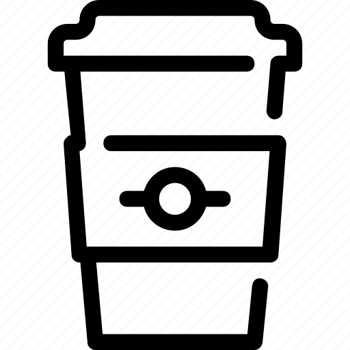 beverage, coffee, cup, drink, hot, tea, to go icon