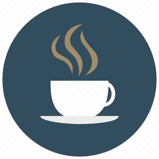 beverages, coffee, cup, drink, hot, mug, steam icon