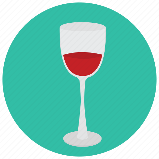 beverages, drink, glass, wine icon