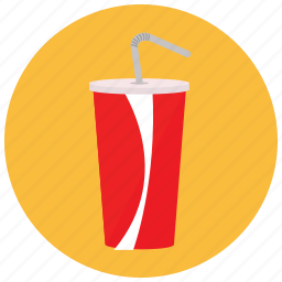 beverages, container, drink, movies, soda, theatre icon