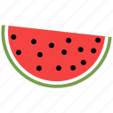 berry, sweet, watermelon icon