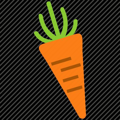 carrot, food, icojam, vegetable icon icon