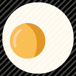 breakfast, egg, food, fried icon