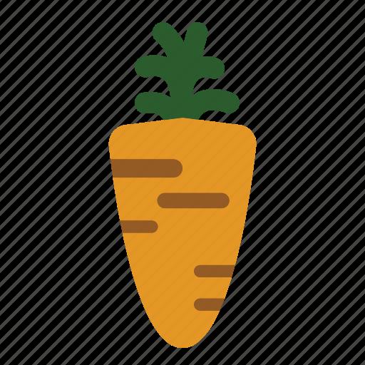 carrot, food, fresh, plant, vegetable icon