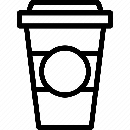 beverage, coffee, coffee cup, coffee to go, cup icon