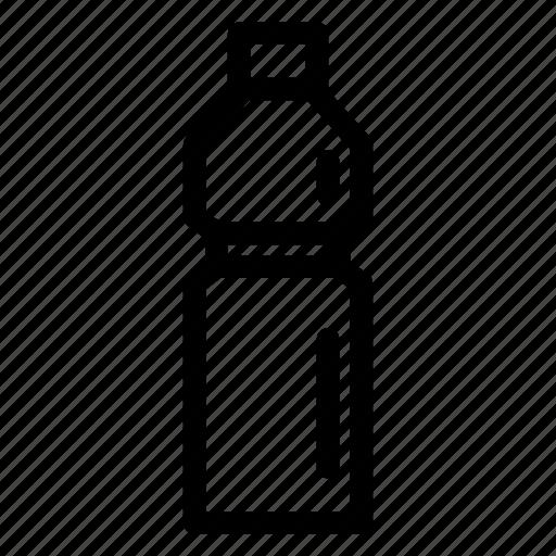 bottle, bottled water, plastic bottle, water, water bottle icon
