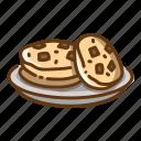 beverage, cookies, dessert, food, kitchen icon