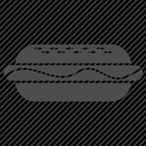 burger, colesterol, hotdog icon