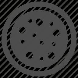 bread, delicious, pizza icon