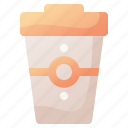 coffee, cup, drink, food, instant icon