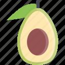 avocado, drink, food, fruit, healthy icon