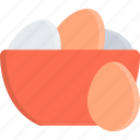 cooking, egg, eggs, food icon