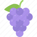 food, fruit, grapes, healthy