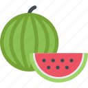 dessert, food, fruit, healthy, watermelon