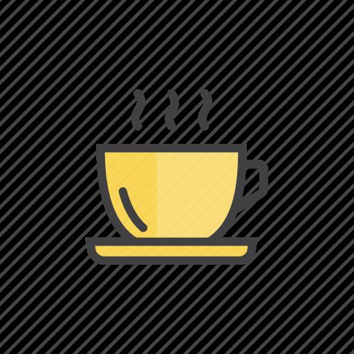 beverage, coffee, late, makiato, mocca, mug icon