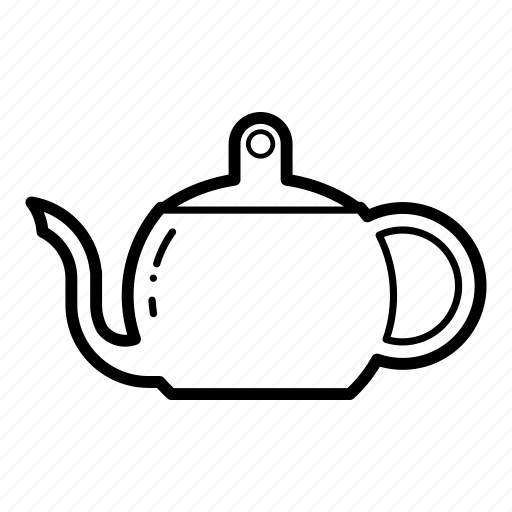 beverage, drink, hot drink, hot tea, tea, tea pot, teapot icon