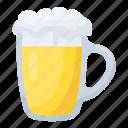 beer mug, beer pint, beer stein, beer tankard, pint glass