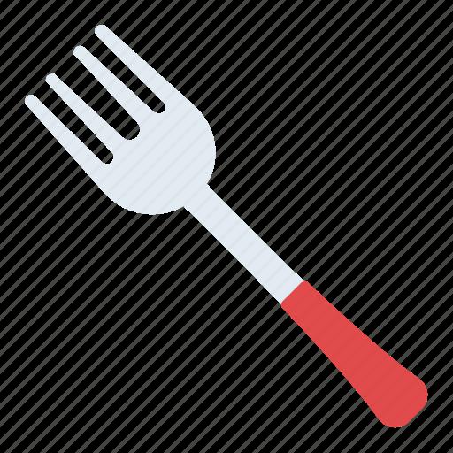 cutlery, dining, fork, silverware, tableware icon