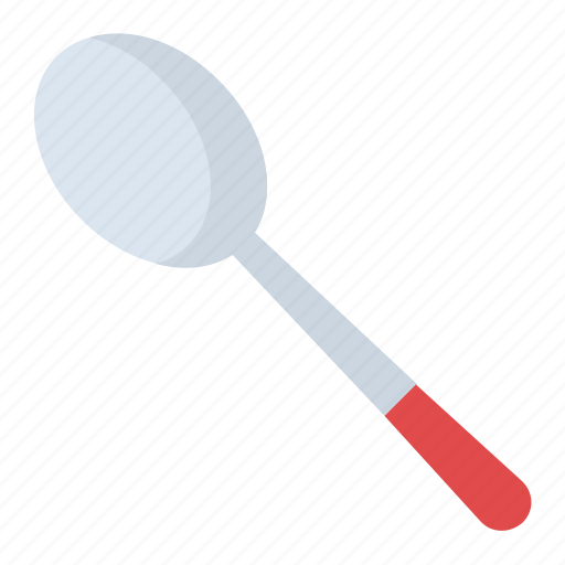 cutlery, dining, silverware, spoon, tablespoon icon