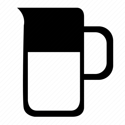 drink, home, juice, pot, water icon