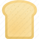 bakery, bread, breakfast, dinner, food icon